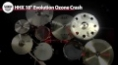 Sabian HHX Evolution O-Zone Crash 18
