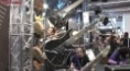 Musikmesse 2013 - Mayones fanned frets Guitars