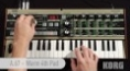 The microKORG Synthesizer/Vocoder from Korg -- A Closer Look!