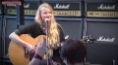 Meg Pfeiffer unplugged LIVE @ MUSIC STORE
