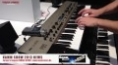 NAMM Show 2013 - KORG KingKORG Synthesizer DEMO + SOUND