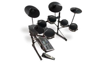 Alesis DM10 Studio Kit wird ausgeliefert
