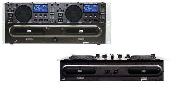 Gemini CDX-2200 und CDM-3200: Viel Leistung für kleine Budgets