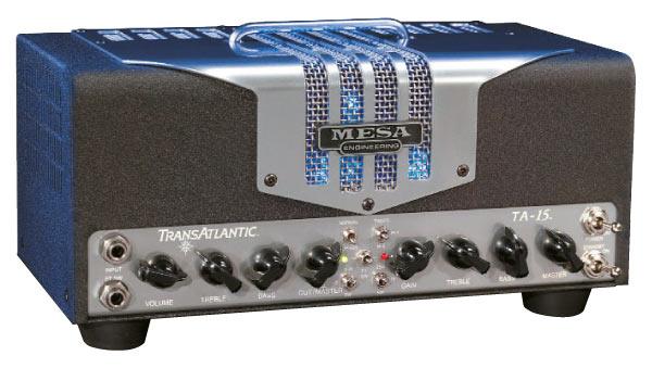 """Neue """"Lunchbox"""" von Mesa Boogie: Der TA-15."""