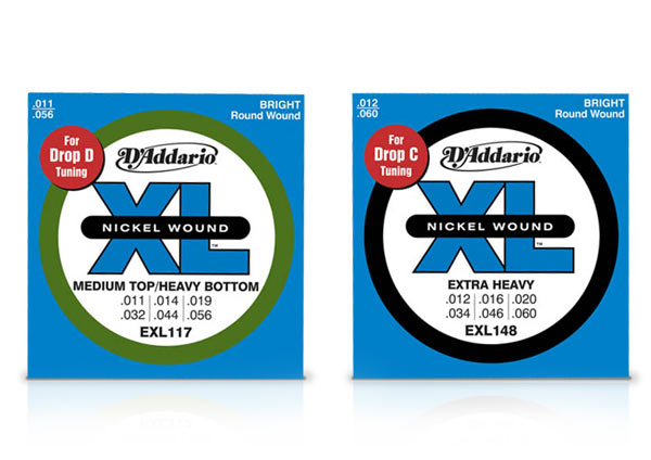D'addario dropt neue Strings
