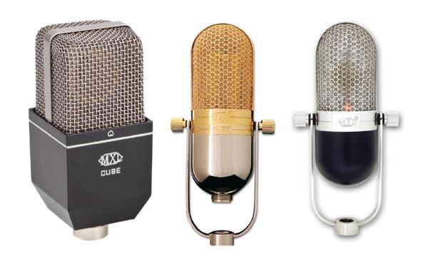 Mikrofonneuheiten von MXL