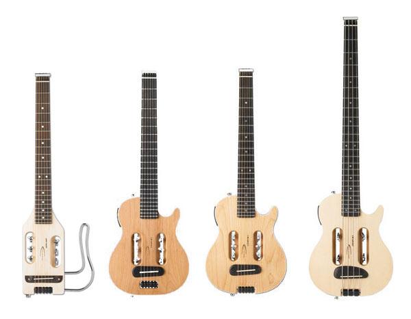5 neue Reisebegleiter von Traveler Guitars