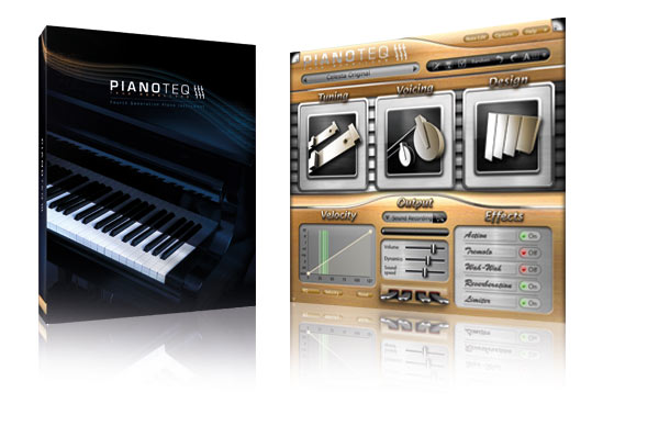 Celestra und Glockenspiel für Pianoteq III
