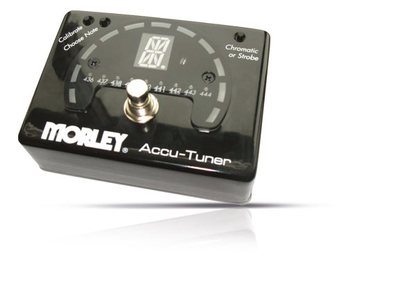 Neuer Accu-Tuner von Morley