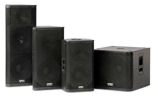 QSC präsentiert neue Aktivlautsprecher, basierend auf der erfolgreichen K-Serie, aber in neuen, leichten und kompakten Holzgehäusen.