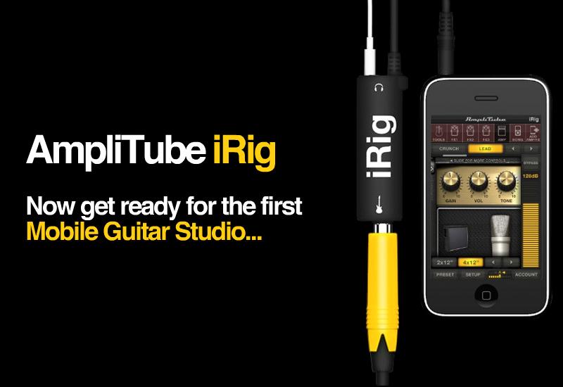 AmpliTube® 2 für das iPhone – jetzt verfügbar !