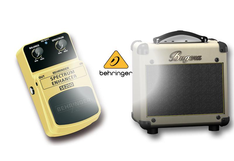 Behringer: neues Logo, neues Design: neue Deals!