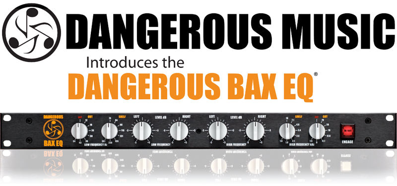 Mastering EQ von Dangerous Music