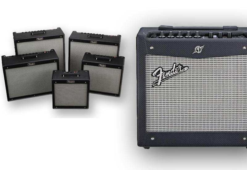 Neue Fender Röhren-Combos:  Hot Rod III  & Mustang