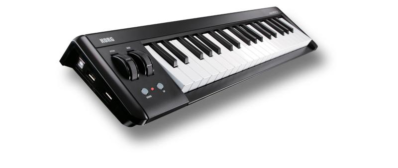Korg's microKey: die ideale Tastatur für unterwegs!
