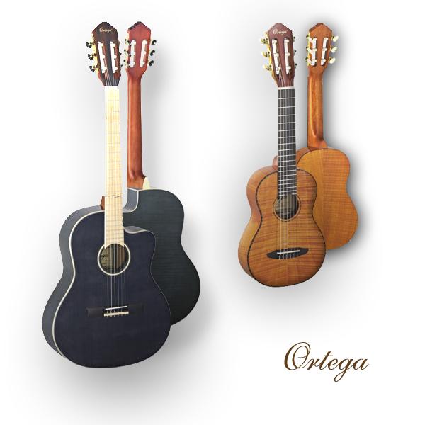 Ortega stellt neue Instrumente vor…