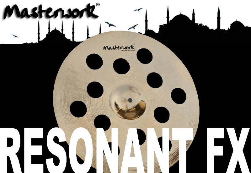 MASTERWORK Resonant FX – neue Sounds für Preisbewusste