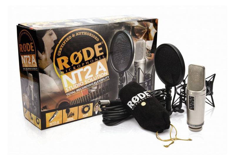 Rode NT2-A Studio Solution Set – Nur für kurze Zeit!