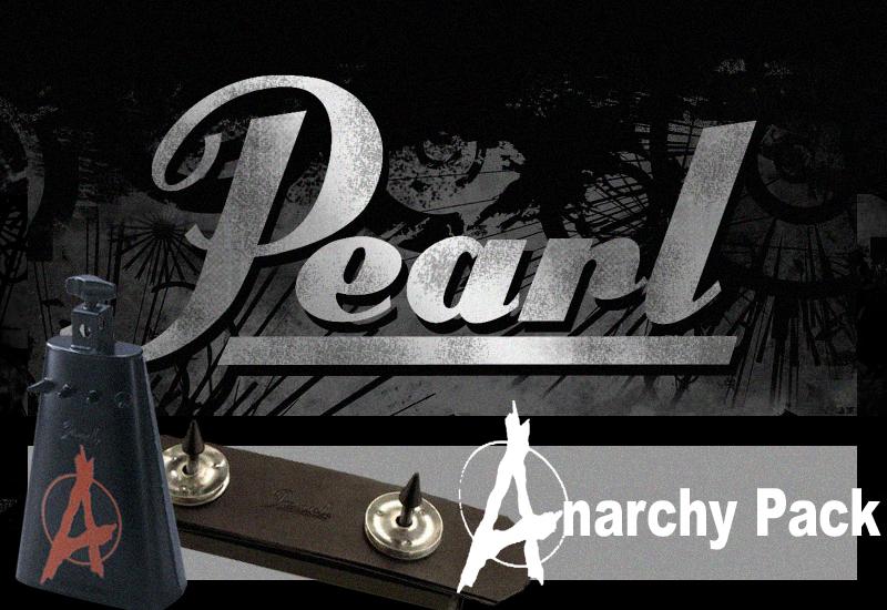 PEARL – Anarchistische Klänge für´s Drumset