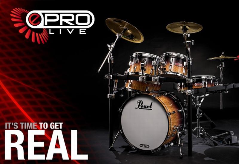 PEARL – ePro Live E-Drumkit