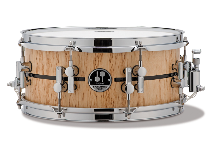 SONOR Benny Greb Signature Snare – Tradition trifft Innovation