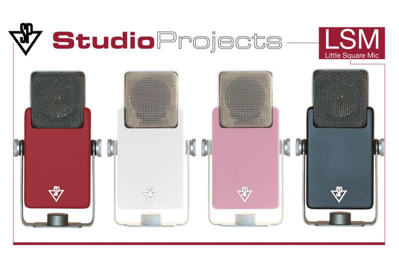 Studio Projects LSM jetzt im Musicstore!