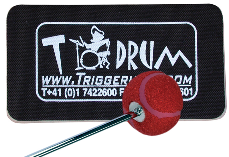 TDRUM Triggerball – Urlaub für deine Felle