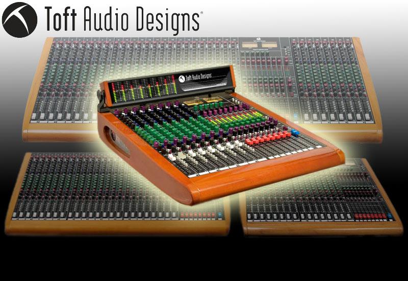 Toft Audio Designs jetzt im Musicstore