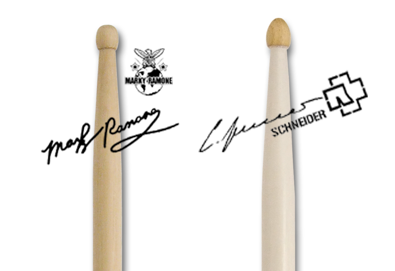 Für Sammler – Vic Firth Signature und Collectable Sticks