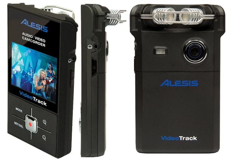 ALESIS VideoTrack – jetzt lieferbar!
