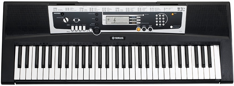 Yamaha YPT210 – Beginner's Dream