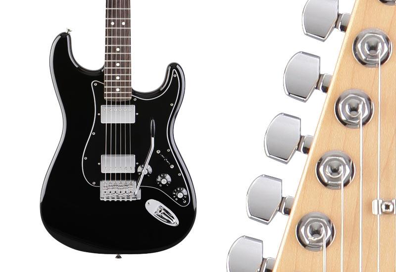 Neue Blacktop-Serie von Fender