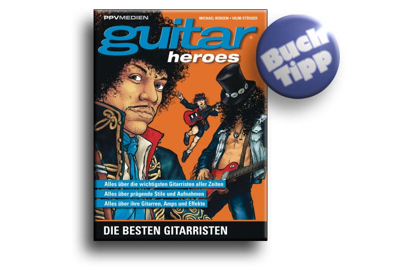 Buch-Tipp: Guitar Heroes