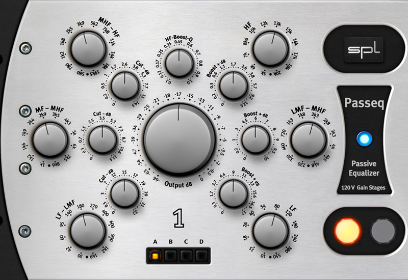 Passeq Mastering EQ: High-End Mastering EQ zum Low-Budget Preis
