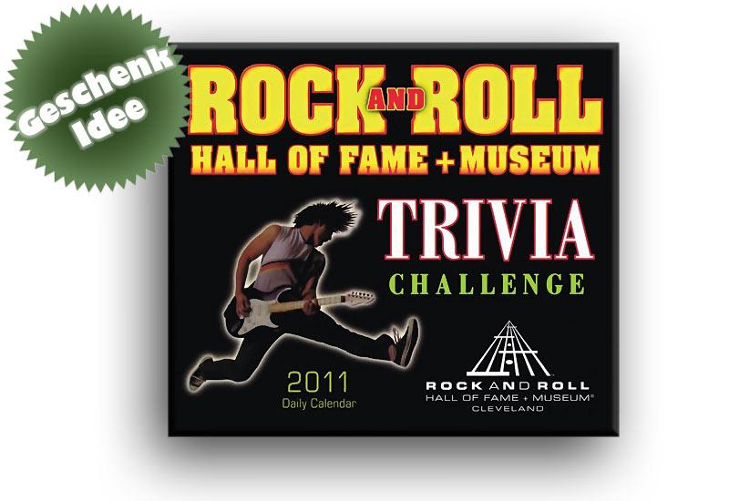 Rock&Roll Trivia Challenge – Die Geschenkidee für Musiker