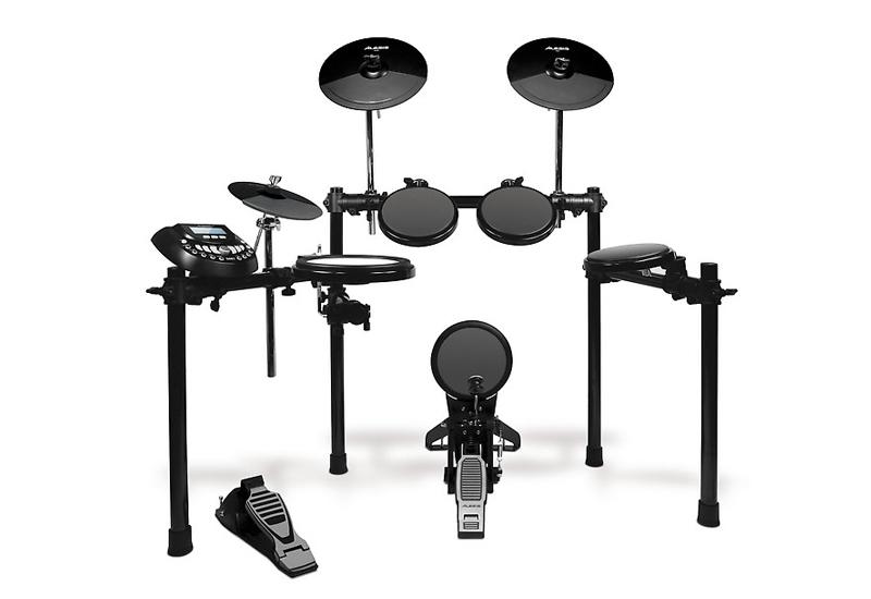 ALESIS stellt neues DM 7 E-Drumkit vor!