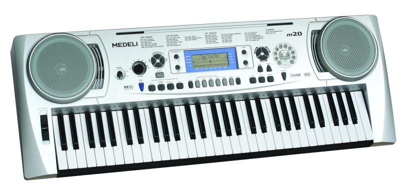 Medeli M20 – Viel Features für wenig Geld!