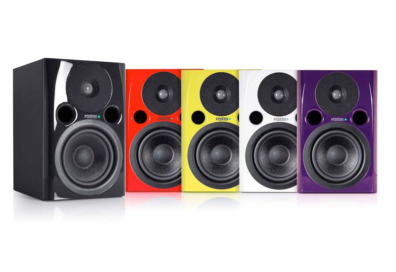 Neue Farben bei Fostex – PM 0.4n in neuem Look
