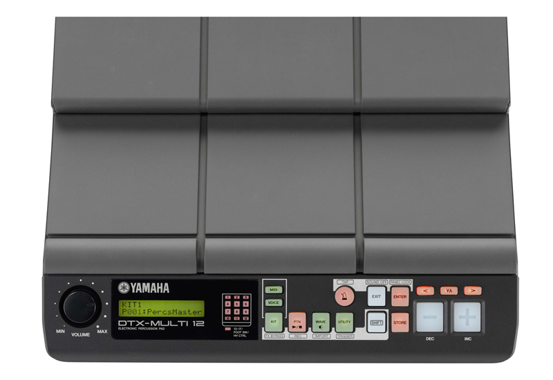 YAMAHA DTXM-12 Sound Upgrade for free!