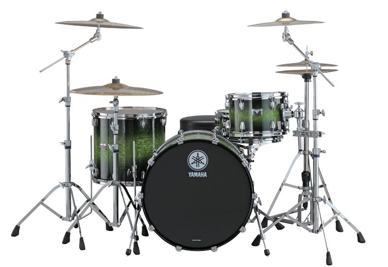 YAMAHA Rock Tour Drums – die Kraft von Esche und Mahagoni