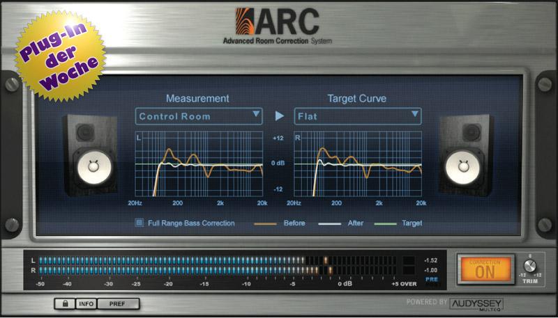 IK Multimedia ARC System: Erfahrungs- und Testbericht / Deal inkl. T-Racks 3