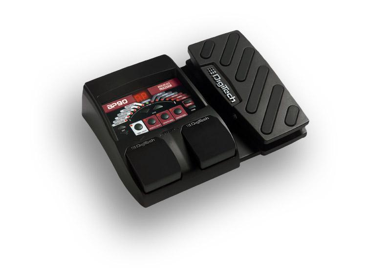 Digitech BP90: neues Effektpedal für den Bass
