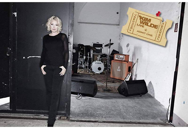 Kim Wilde: Ticketverlosung und Rabattaktion