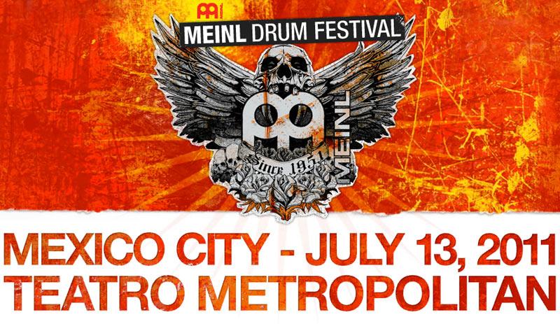 MEINL International Drum Festival