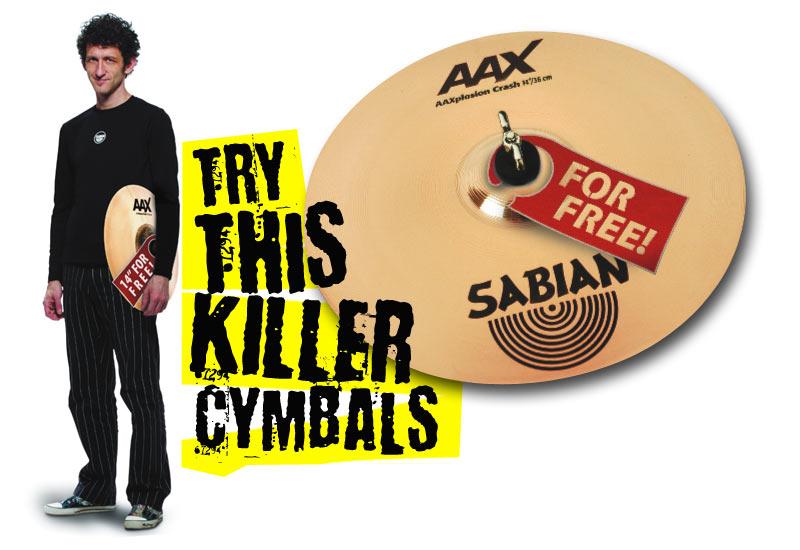 Sabian: Drummer-Kampagne mit JOJO MAYER gestartet