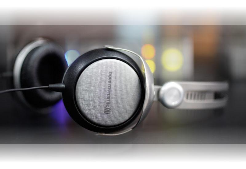 High-end Kopfhörer für unterwegs – Beyerdynamic T 50 P