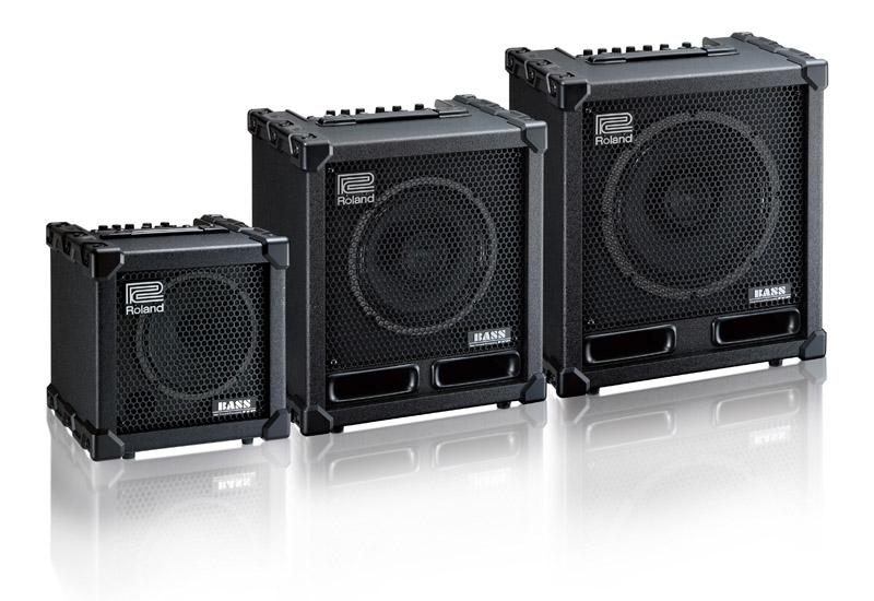 Roland Cube-XL Bass Combo Serie – 2011 NAMM News