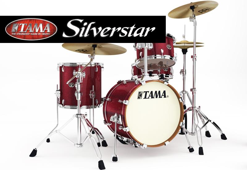 TAMA Silverstar