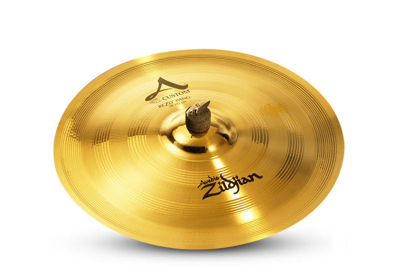 ZILDJIAN A-Custom ReZo Pang – Back to the 60's !