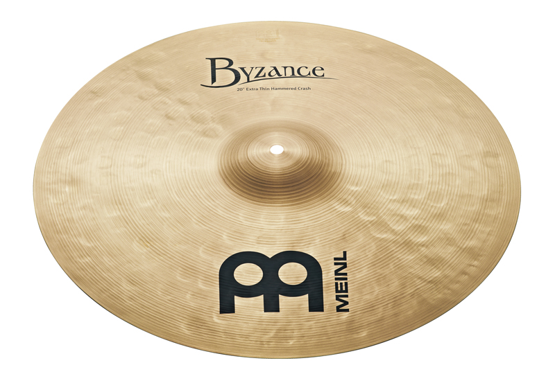 MEINL Byzance Extra Thin Hammered Crash